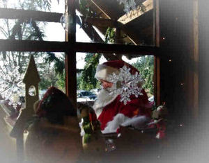 Santa's at Loch Lolly